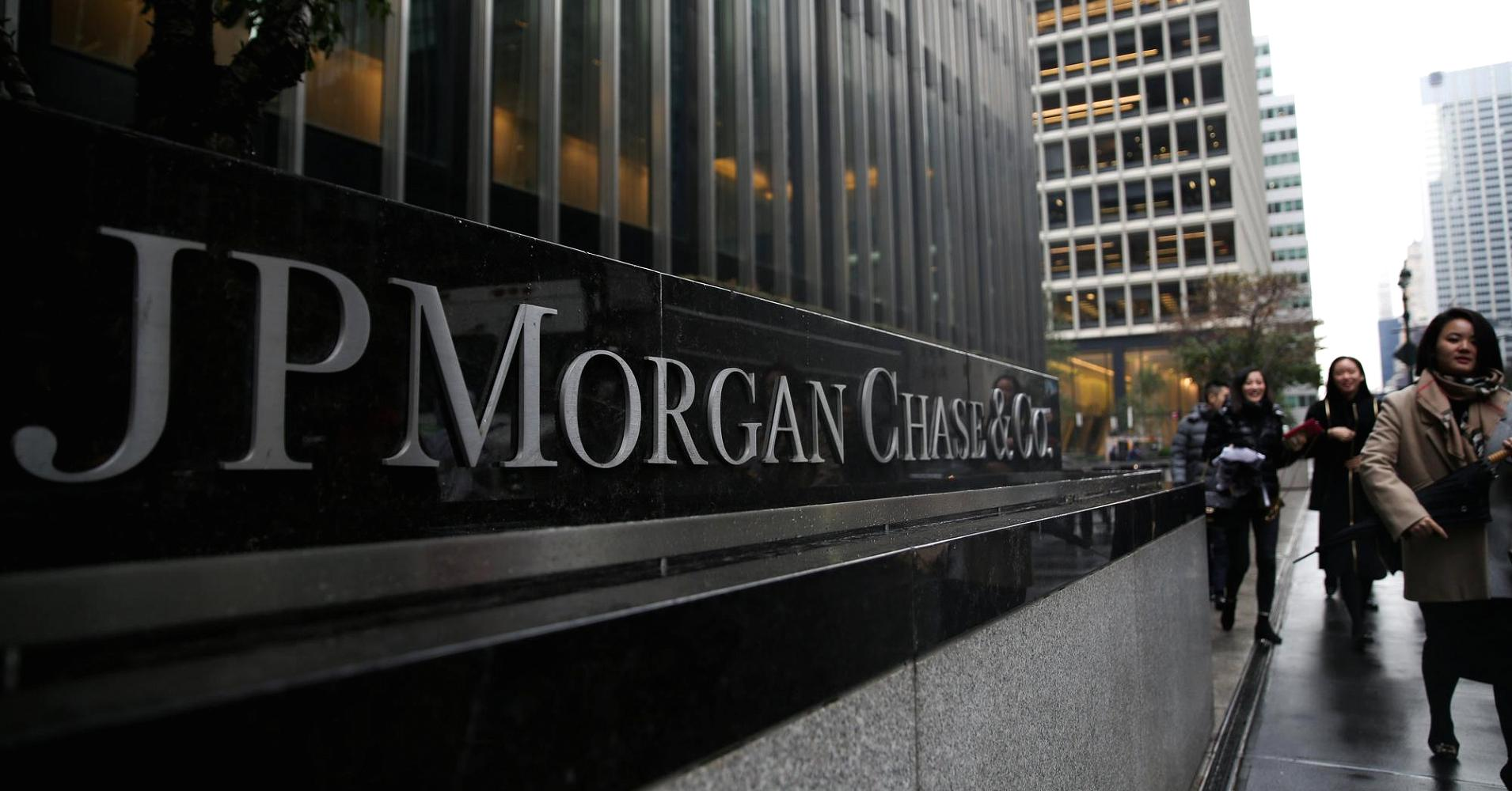 JP Morgan reportedly had to oust a security chief backed by