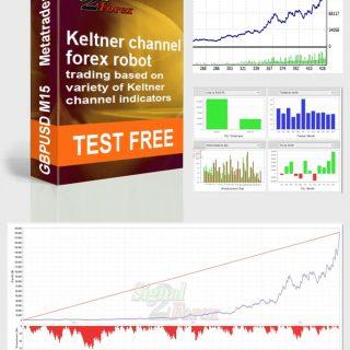keltner channel robot free