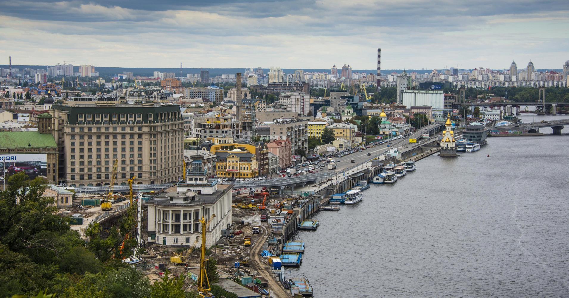 Ukraine Akan Membuat Satu Lagi Langkah Penting Ke Arah Eropah Laman Utama Berita Kewangan