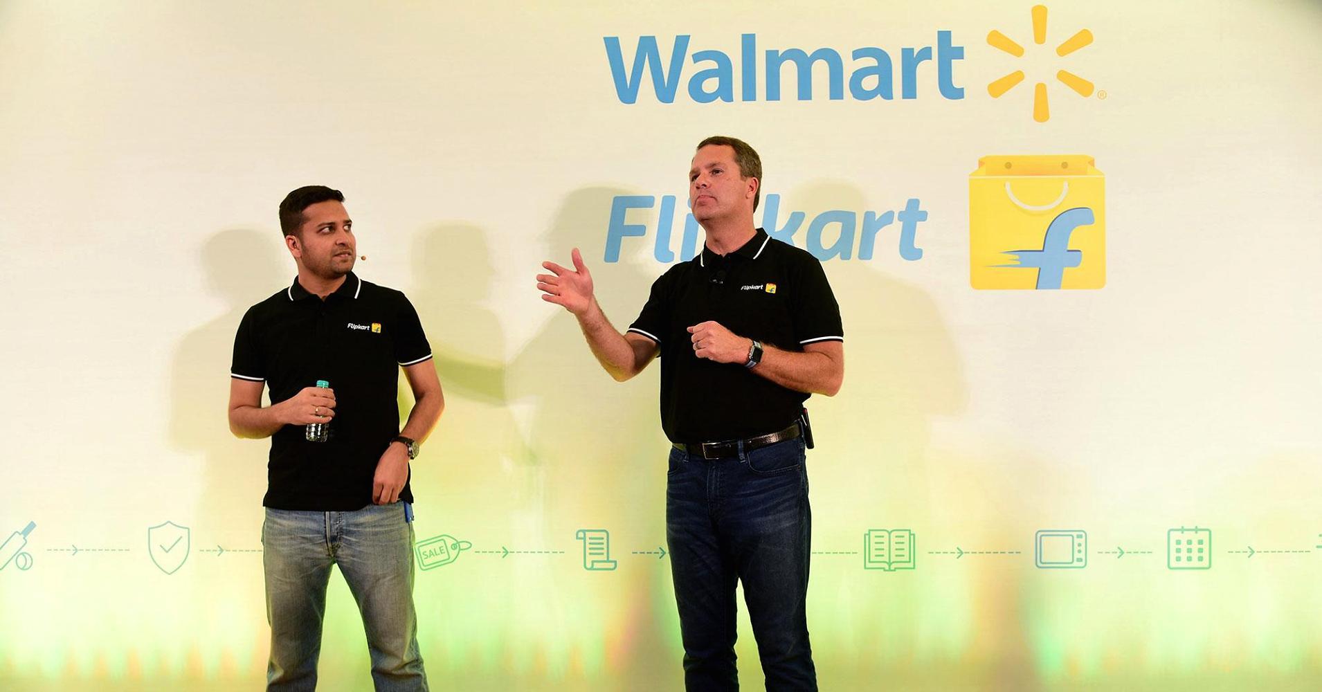 Walmart kann schon in vier Jahren IPO für Indiens Flipkart starten ...
